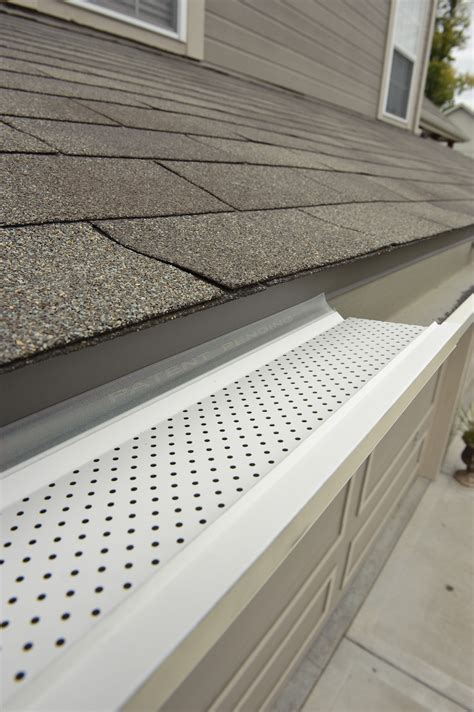 durabuilt gutter protection  ply gem offers consumers affordable diy solution