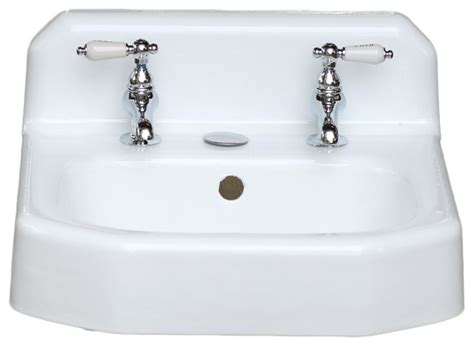 Mid Century Modern Bathroom Sinks by Consigned Refinished Mid Century Modern Wall Mount Cast