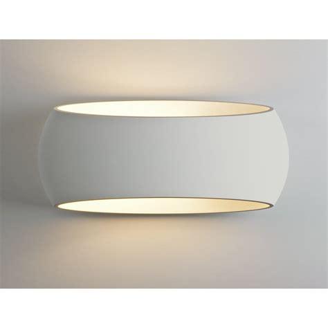 astro lighting aria single light large ceramic wall