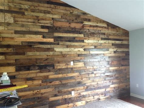 pallet wall pics pallet board wall in my living room my projects pinterest color combos colors and pallet
