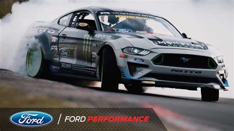 Ford Mustang Drift Nuerburgring by Ford Mustang Drifts The Nurburgring With Vaughn Gittin Jr