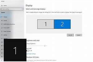 How To Setup Dual Monitors Or Multiple Monitors In Windows 10
