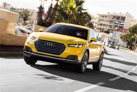 news audi readying sporty  suv   launch