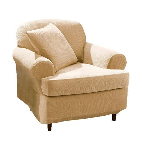 target chair slipcovers stretch pique 2 t chair slipcover sure fit target