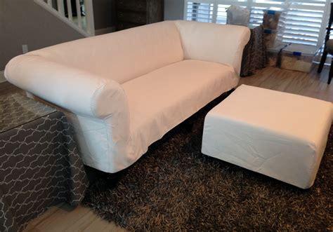 sunbrella fabric sectional sofas chesterfield sofa slipcover in white sunbrella fabric