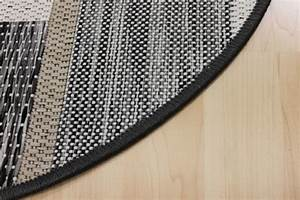 Teppich Rund Schwarz Weiß : willkommen bei teppichkiste sisal optik teppich naturino rund beige grau schwarz ~ Buech-reservation.com Haus und Dekorationen