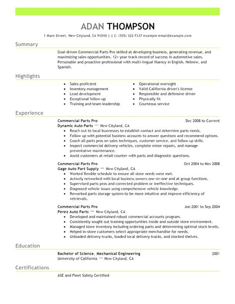 16446 exle of sales resume exle of sales resume sales resume 10 sales