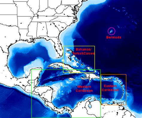 climatology  caribbean hurricanes