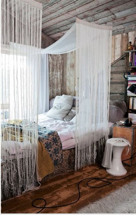 Bed Drape - 17 best ideas about curtains above bed on faux