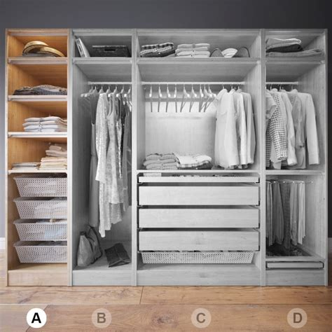 Clothes Wardrobe by Wardrobe With Clothes Part A 3d Model Cgstudio