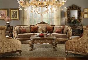 Hd 458 homey design upholostered sectional victorian for Homey design sectional sofa