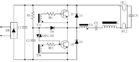 electrical ballast circuit www pixshark images
