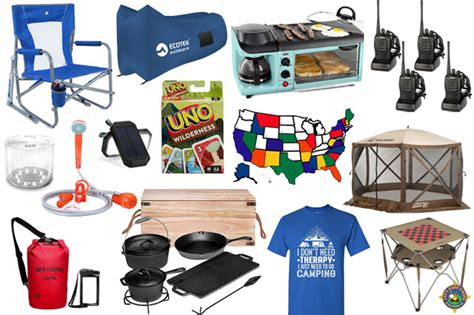 Unusual Camping Gifts For The Outdoor Enthusiast Gift Guide