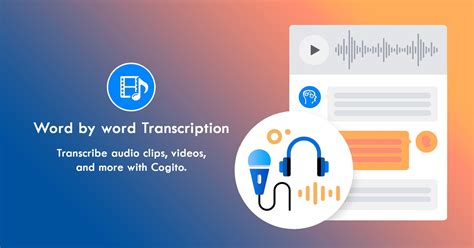 Transcribe Video File to Text   Transcription, Video, Audio