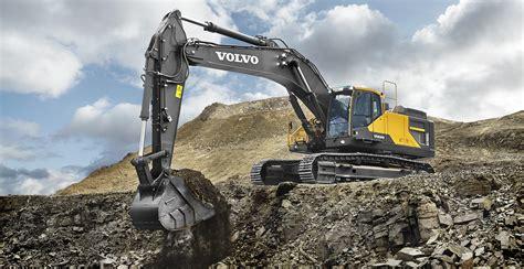 crawler excavators volvo construction equipment global