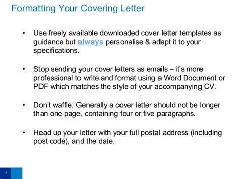 Doing A Cv by Cv Tips Doing Covering Letters The Right Way