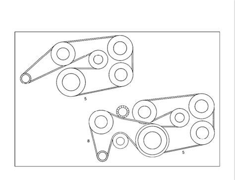 Mercede 98 C280 Serpentine Belt Diagram by Mercedes Belt Diagram 98 Wiring Diagrams