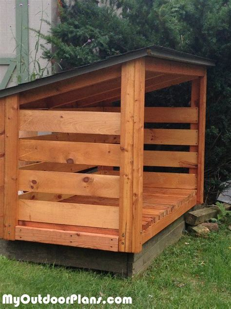 free wood storage shed plans best 25 firewood shed ideas on wood shed
