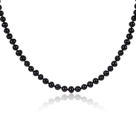 pearl necklace clipart black and white black pearl clipart clipground
