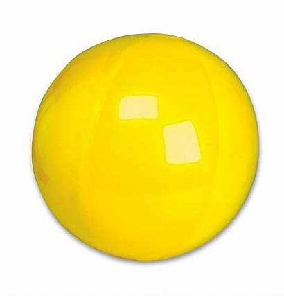 Yellow Ball Clipart Beach Yarn Clip Background