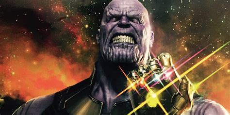 Avengers 3 To Make Thanos The New Darth Vader  Screen Rant