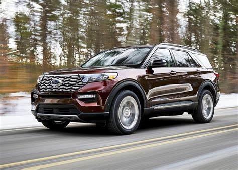 Release Date Of 2020 Ford Explorer by 2020 Ford Explorer Redesign Interior Sport Release