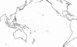 Blank World Map Pacific Ocean Images - Diagram Writing ...