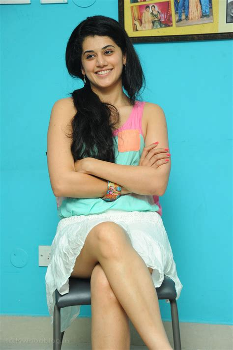 Gorgeous Taapsee New Hot Photos Latest Stills Gallery
