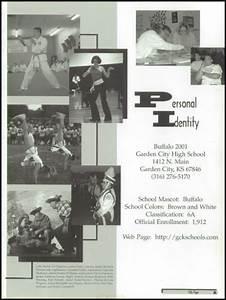 Explore 2001 Garden City High School Yearbook, Garden City ...