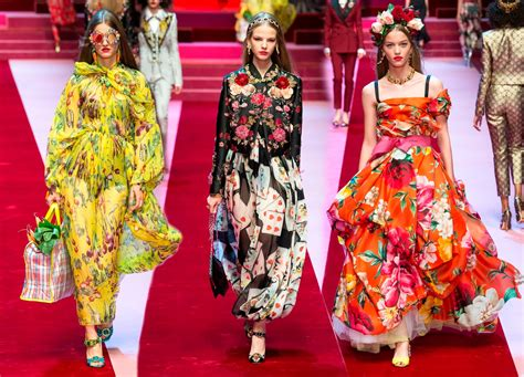 Runway Reportmilan Fashion Week Dolce And Gabbana