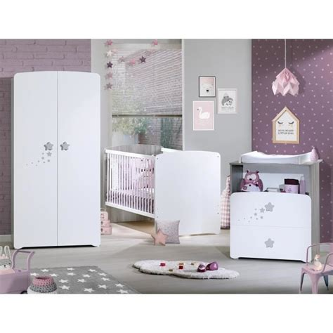 chambre bebe complete cdiscount baby price nao chambre bébé complète lit evolutif