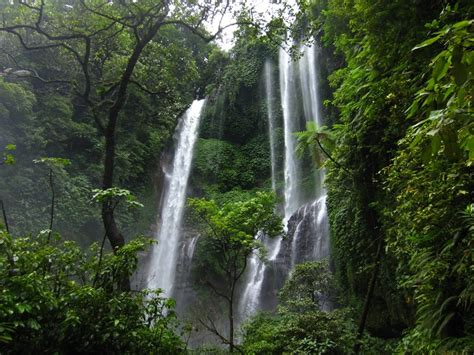 The Best Waterfall In Bali ~ Bali Island Information Center