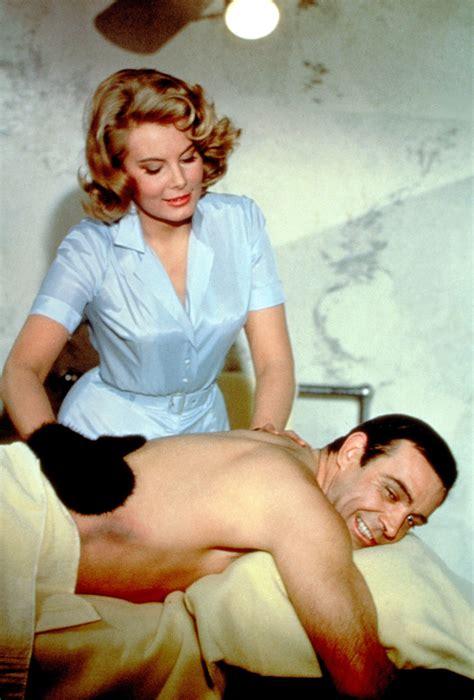 james bonds  sexiest massages gq