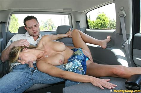 Busty Milf Brenda James Gets Picked Up And Gives A Sloppy