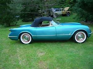 Purchase Used 1954 Corvette Custom Restored Antique Bubble