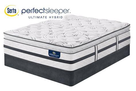best hybrid mattress serta 174 sleeper 174 ultimate hybrid woodview