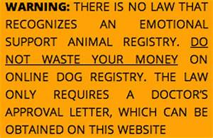 online emotional support animal approval prescriptions With documentation for emotional support dog