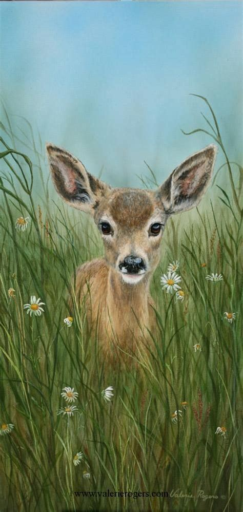 the 25 best deer paintings ideas on pinterest deer
