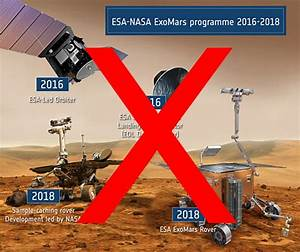 Budget Axe to Gore America's Future Exploration of Mars ...