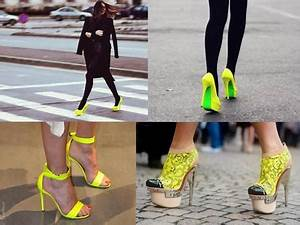 The Neon Yellow Shoes Paperblog