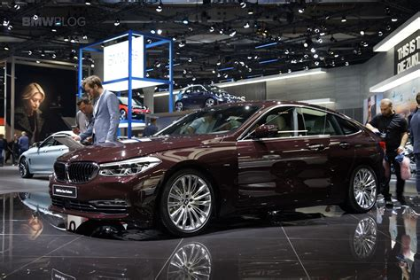 Bmw Introduces The 6 Series Gran