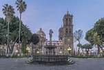A traveler's guide to the city of Puebla, Mexico