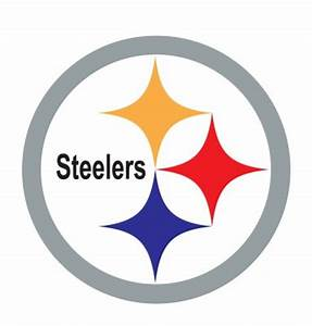 the gallery for gt steelers logo font With pittsburgh steelers letters