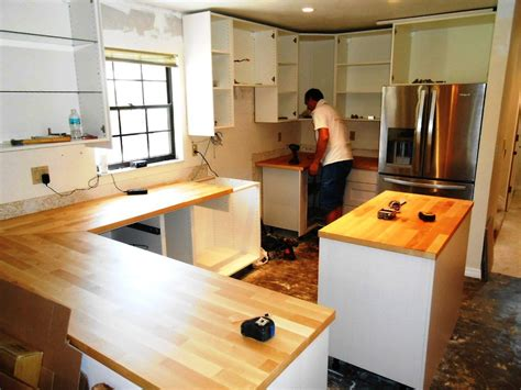 self install kitchen cabinets steps how to install kitchen cabinets yourself 5114