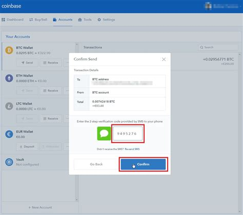 Linux mint bitcoin transaction id coinbase expected behavior i entered the custom fee 5 sat/byte for a btc transaction. How To Change Bitcoin Address On Coinbase | Earn 1 Bitcoin For Free