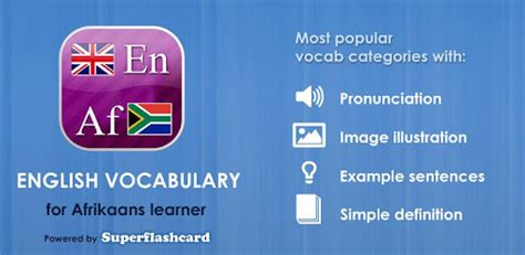 english afrikaans flashcards apps  google play