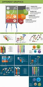 Different Graphics Powerpoint Diagrams