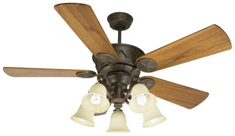 Craftmade Chaparral Star Ceiling Fan