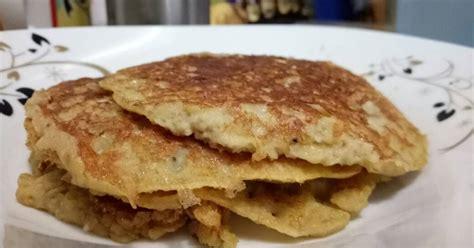 Coba kreasikan yuk dengan dibuat menjadi pancake. 15 resep pancake pisang mpasi enak dan sederhana ala rumahan - Cookpad
