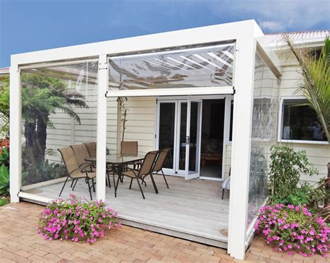 outdoor blinds contemporary sunroom sydney